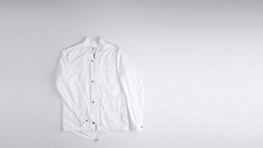 OREX V1.Y0.01 Modern Jacket offwhite Back Alpha Tauri