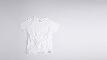JAXA V1.Y0.01 Raglan-T-Shirt white Hinten Alpha Tauri
