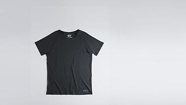JAXA V1.Y0.01 Raglan-T-Shirt black Hinten Alpha Tauri