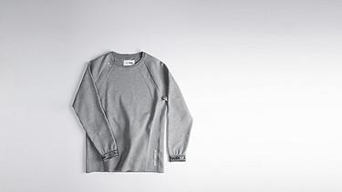 STOE V1.Y0.02 Herobranding Sweatshirt grey Hinten Alpha Tauri