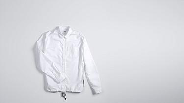 WIDT V1.Y0.02 Oxford Shirt white Back Alpha Tauri