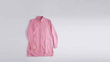 WYIN V1.Y0.02 Casual Shirt rose Back Alpha Tauri
