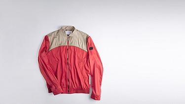 OLEX V1.Y1.01 Sportlicher Blouson red / other Hinten Alpha Tauri