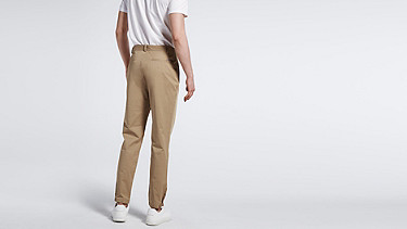 PRIT V1.Y1.01 Contemporary Pant beige - sand Front Alpha Tauri