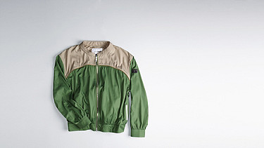 OUMU V1.Y1.01 Sportlicher Blouson green / other Hinten Alpha Tauri