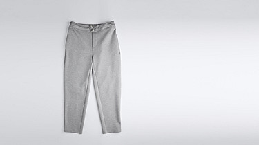 PYLA V2.Y1.01 Luxury Joggers grey / melange Back Alpha Tauri
