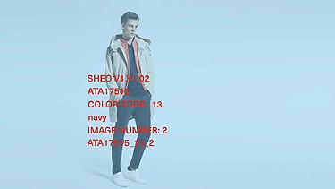 SHEO V1.Y1.02 navy Front Main Alpha Tauri