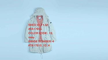 SHEO V1.Y1.02 navy Back Alpha Tauri