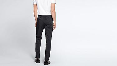 PROK V1.Y1.02 Technical Pants black Front Alpha Tauri
