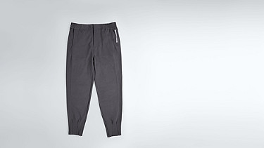PYRA V2.Y1.02 Luxury Jogger dark grey Back Alpha Tauri