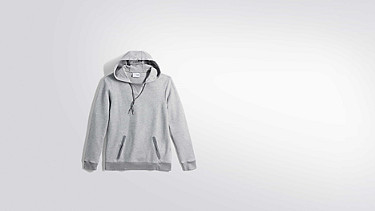 SAGT V1.Y2.01 Technical Hoodie grey / melange Back Alpha Tauri