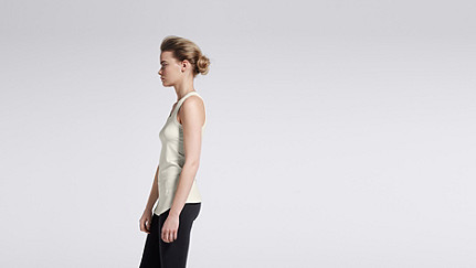 JIRA V1.Y0.01 Sporty Vest offwhite Front Main Alpha Tauri
