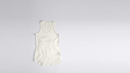 JIRA V1.Y0.01 Sporty Vest offwhite Back Alpha Tauri