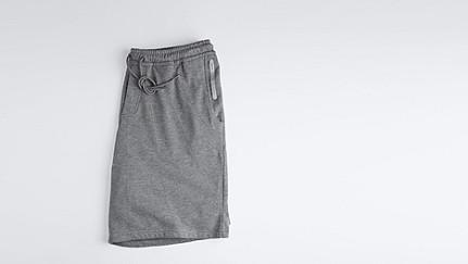 PONE V1.Y0.02 Signature Shorts grey Back Alpha Tauri