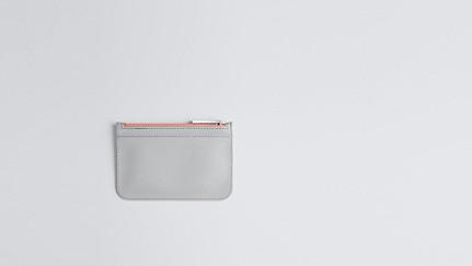 ACRA V1.Y0.02 Kleine Clutch-Bag red / grey Hinten Alpha Tauri