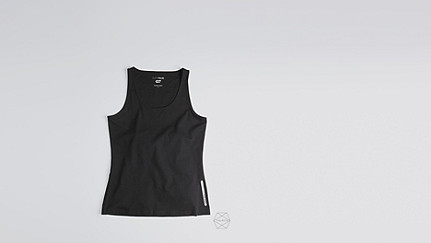 BESS Taurex Tank-top black Back Alpha Tauri