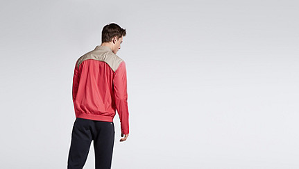 OLEX V1.Y1.01 Sporty Jacket red / other Front Alpha Tauri