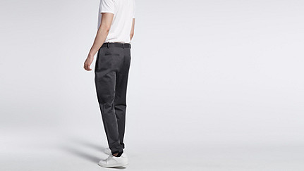 PRIT V1.Y1.01 Contemporary Pant navy Front Main Alpha Tauri