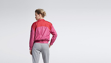 OUMU V1.Y1.01 Sportive Blouson pink / other Front Alpha Tauri