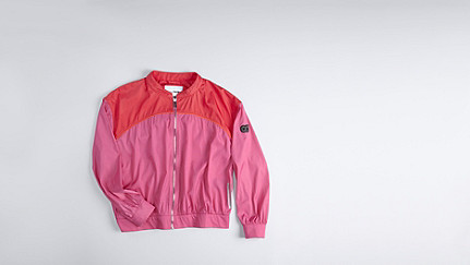 OUMU V1.Y1.01 Sportive Blouson pink / other Back Alpha Tauri