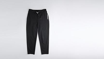 PYLA V2.Y1.01 Luxury Joggers black Back Alpha Tauri
