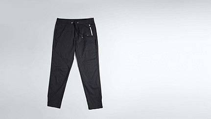 PROK V1.Y1.02 Technical Pants black Back Alpha Tauri
