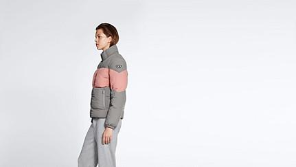 OKLA V1.Y1.02 Padded Jacket grey / other Front Alpha Tauri