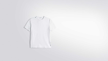 JETT V1.Y2.01 Heavy T-Shirt white Hinten Alpha Tauri