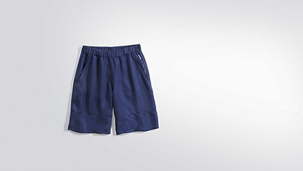 PAMA V1.Y2.01 Board Shorts blue Hinten Alpha Tauri