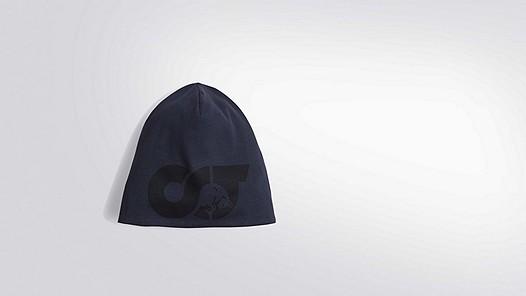 ALGO V1.Y2.01 Jersey Beanie navy / grey Back Alpha Tauri