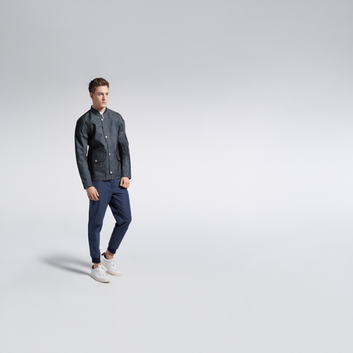 WIDT V2.Y1.01 Oxford Shirt Alpha Tauri