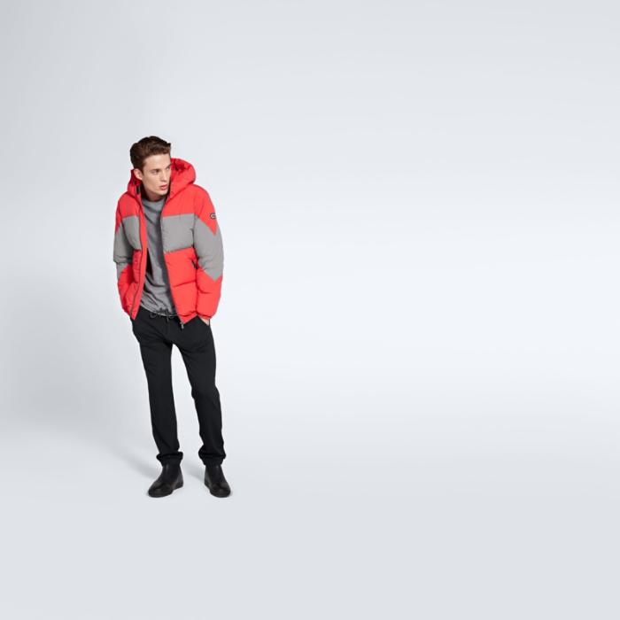 SADT V1.Y1.02 Layered Sweatshirt Alpha Tauri