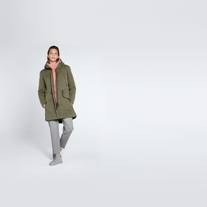 KORY V4.Y1.02 Two-piece Insulated Parka Alpha Tauri