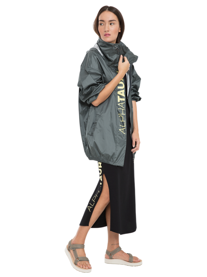 OCHAK V1.Y3.01 Packable Oversized Jacket with Taurex® Technology Alpha Tauri