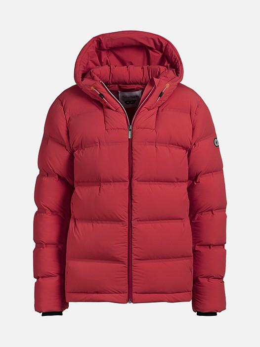 OTAC V1.Y2.02 Short Primaloft® Winter Jacket red / other Back Alpha Tauri