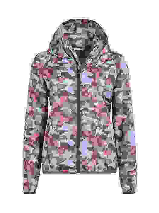 OCHA V3.Y2.02 Camouflage 'Packable'-Jacke green / other Hinten Alpha Tauri